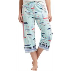Hue Womens All At Sea Capri Pajama Pants