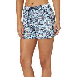 Hue Womens Kissing Fish Pajama Boxer Shorts