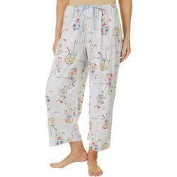 Hue Womens Punch Bowls Pajama Capris