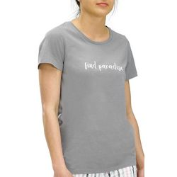 Hue Womens Find Paradise Pajama Top