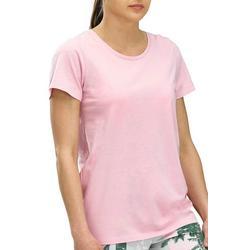 Womens Solid Pajama Top