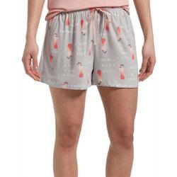 Hue Womens Coktail Cool Pajama Boxer Shorts