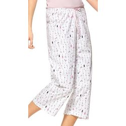 Womens Summer Drinks Pajama Capris