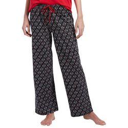 Hue Womens Rein-Dearly Pajama Pants