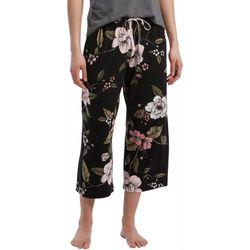 Hue Womens Camilia Print Capri Pajama Pants