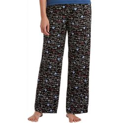 Hue Womens Unlock Love Long Pajama Pants