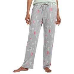 Hue Womens Cocktail Party Loose Pajama Pants