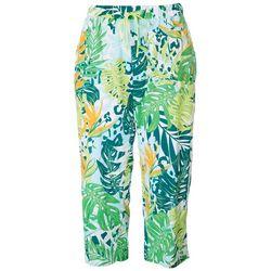 Coral Bay Womens Jungle Pajama Pants