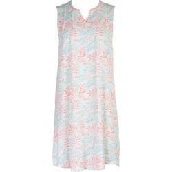 Womens Tropical Dress