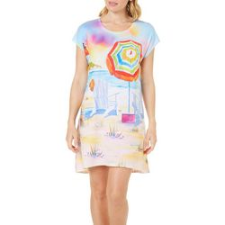 Ellen Negley Womens Forgotten Dream Nightgown