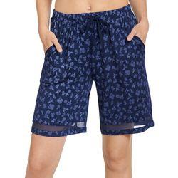 Jockey Womens Sleep Bermuda Shorts 16670