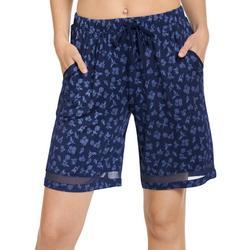Womens Sleep Bermuda Shorts 16670