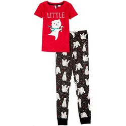 Jaclyn Intimates Childrens Little Bear Fam Jam Pajama Set
