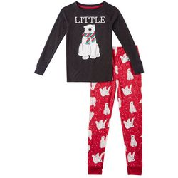Jaclyn Intimates Childrens Little Bear Pajama Set