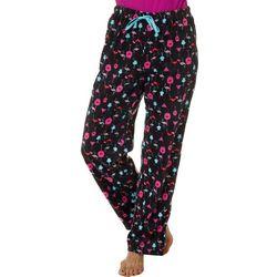 Goodnight Kiss Womens Flamingo Pajama Pants