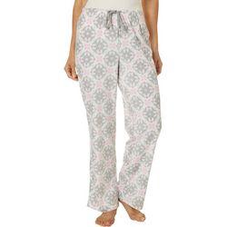 Goodnight Kiss Womens Tile Pajama Pants