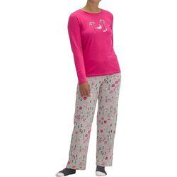 Hue Womens Xmas At Beach Pajama Set
