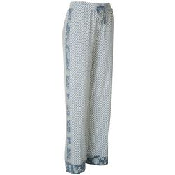 Sleepwear Womens Printed Stretch Pajama Pants