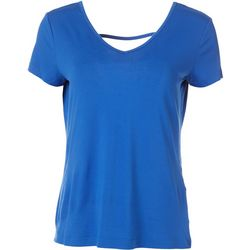 The Dream Lounge Womens Solid Pajama Top