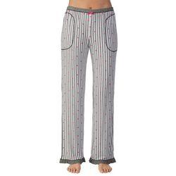 Layla Womens Stars & Stripes Wide Leg Pajama Pants