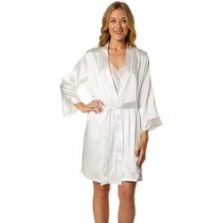 Linea Donatella Womens Mrs. Satin 2 Peice Bridal Set