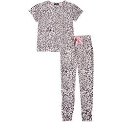 Derek Heart Juniors Is It Friday Jogger Pajama Set