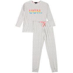 Derek Heart Juniors UGH Jogger Pajama Set