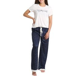 Wallflower Juniors Out Of This World Pajama Pants Set