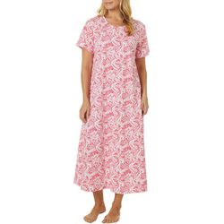 Coral Bay Womens Long Tropical Leisure Dress