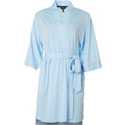 Womens Wrap Kimono Robe