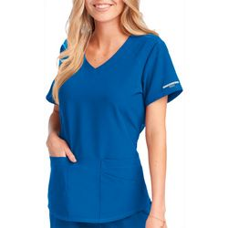Skechers Womens  Vitality  Scrub Top