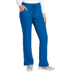 Barco Womens Solid Scrub Pants