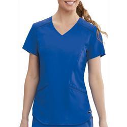 Grey's Anatomy Womens Avana Scrub Top