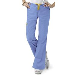 WonderWink Womens Romeo Scrub Pants