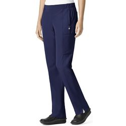 Vera Bradley Womens Halo Mary Cargo Scrub Pants