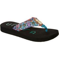 Unisa Womens Freefay Flip Flops