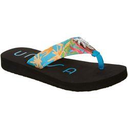 Unisa Women's Fawn Flip Flops