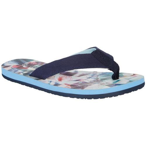 055341e4f47 Reel Legends Womens Aruba Flip Flops