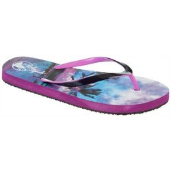 Reel Legends Womens Jr. Moana Flip Flops