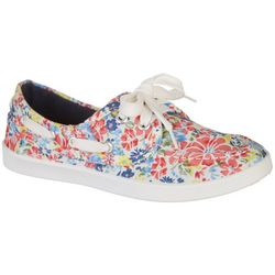 Coral Bay Womens Lovey Canvas Shoes