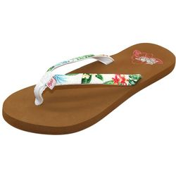 Flojos Womens Keilani Flip Flops