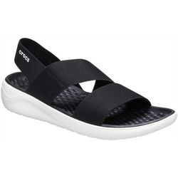 Crocs Womens LiteRide Stretch Sandals
