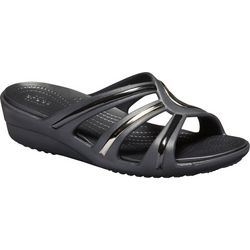 Crocs Womens Sanrah Strappy Sandals