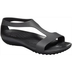 Womens Serena Rubber Sandals