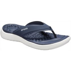 Crocs Womens Reviva Thong Sandals