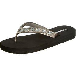 Unionbay Womens Nice Flip Flops