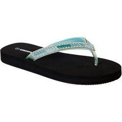 Union Bay Womens Chile Flip Flops