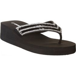 Union Bay Womens Nieva Flip Flops