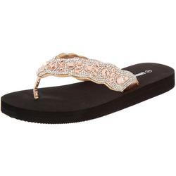 Union Bay Womens Alanya Flip Flop