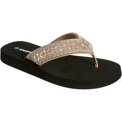 Womens Cardoso Flip Flops